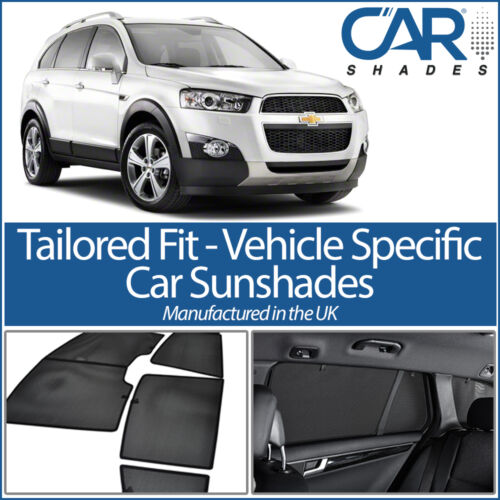 Chevrolet Captiva 5dr 2011-16 CAR WINDOW SUN SHADE BABY SEAT CHILD BOOSTER BLIND
