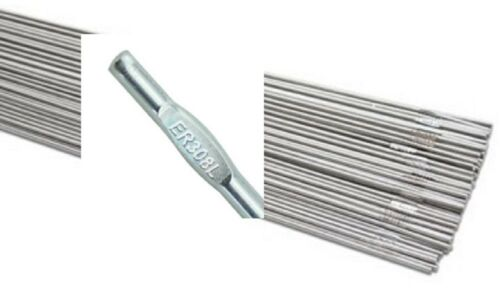 """ER308L Stainless Steel TIG Welding Rod 5Ibs TIG Wire 308L 5//32/"""" 36/"""" 5Ibs Box"""