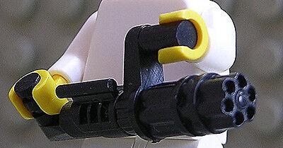4 x Pathmaker Rotationsblaster Minigun für LEGO Star Wars NEUWARE Little Arms