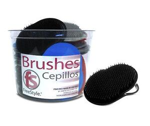NEW-Pocket-Comb-Brush-Hair-Beard-Moustache-Palm-Travel-Scalp-Massage-FreeShipUSA