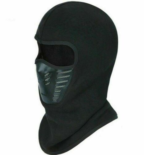 Balaclava Thick Warm Beanies Men Women Winter Hats Sleeve Caps Snow Ski Mask Boy