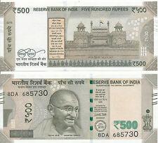 Indien / India - 500 Rupees 2016 (letter L) UNC - Pick New