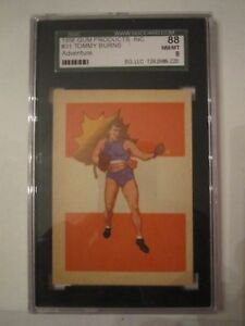 1956-ADVENTURE-BOXING-CARD-31-TOMMY-BURNS-SGC-GRADED-NM-8