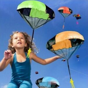 Hand-Throwing-Parachute-Toy-Soldier-Outdoor-Sports-Kid-Educational-Toy-Play-Game