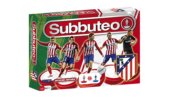 Subbuteo - Atletico Madrid set