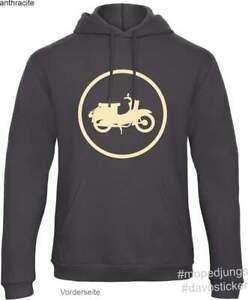 Kapuzen-Sweater-Hoodie-034-Schwalbe-034-Mopedjungs-Simson-MZ-Trabant-IFA-Star-DDR