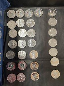 Mini Médaille Harry Potter Monnaie de Paris 2021