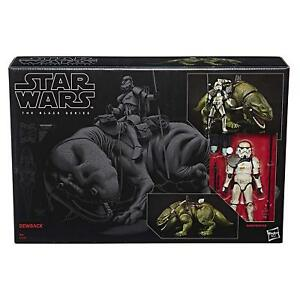 2 Noire Pack Série Sandtrooper Dewback 15 2cm Star Figurine Articulée Wars qwX64nF