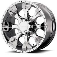 16 Inch Wheels Rims Lifted Chevy Silverado 2500 3500 Hd Gmc Sierra Truck 8 Lug