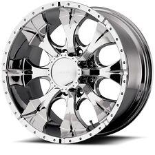 17 Inch Chrome Wheels Rims Dodge RAM 2500 3500 Truck 8x6.5 Lug Helo HE791 Set 4