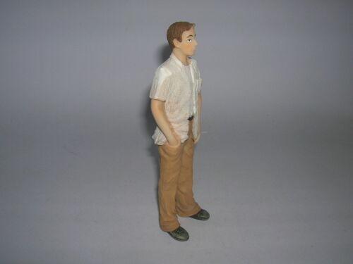 Hombre moderno de pie Modern Man standing muñecas Tube 1:12 Art dp302