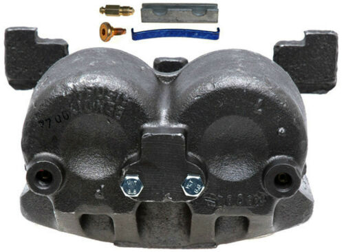 Disc Brake Caliper-Friction Ready Non-Coated ACDelco Pro Brakes 18FR813 Reman