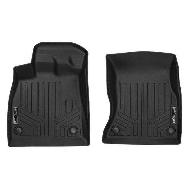 Maxliner 2018-2019 Fits Audi Q5 SQ5 Floor Mats 1st Row Set