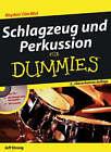 Schlagzeug Und Perkussion Fur Dummies by Jeff Strong (Paperback, 2007)