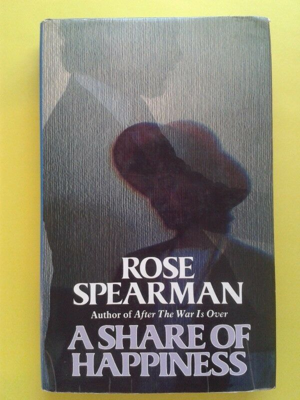 A share of Happiness - Rose Spearman.