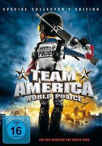 TEAM AMERICA: WORLD POLICE, Special Collector's Edition NEU+OVP - Oberösterreich, Österreich - TEAM AMERICA: WORLD POLICE, Special Collector's Edition NEU+OVP - Oberösterreich, Österreich