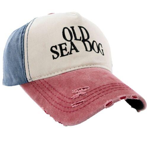 Men Women Boating Hat Baseball Cap Captain,Skipper,Wreck,Pirate,Drunk Sailor