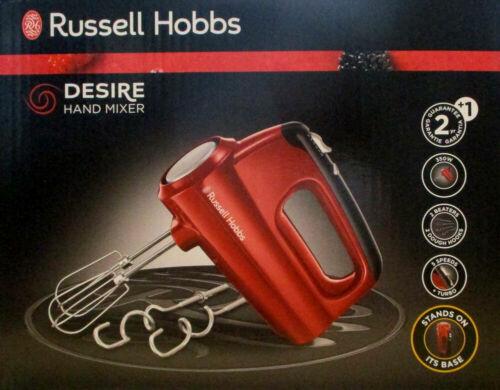 Russell Hobbs 24670-56 Handmixer NEUF ET Neuf dans sa boîte