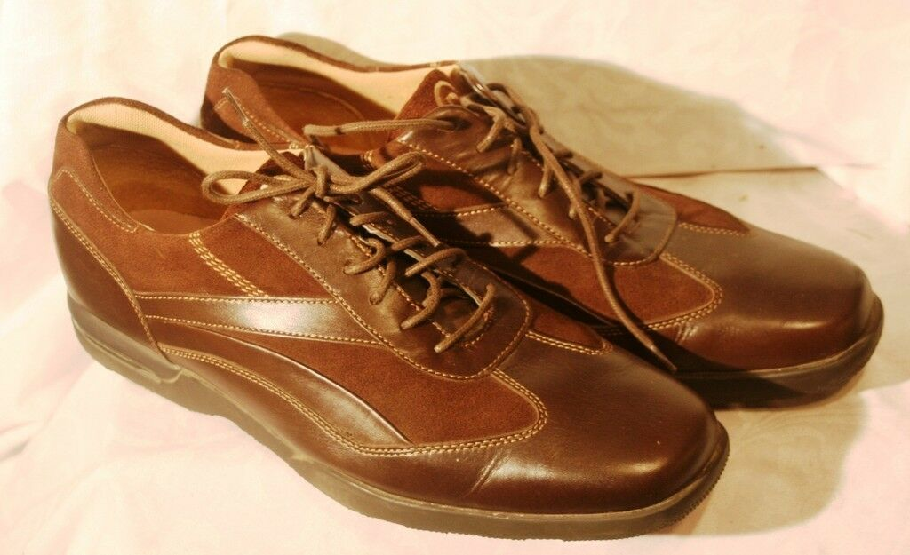 really nice Rockport size 13 shoes, brown