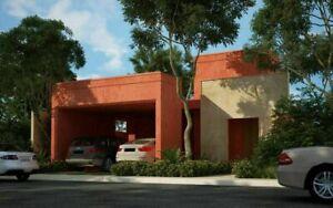 Venta casa una planta privada norte Mérida