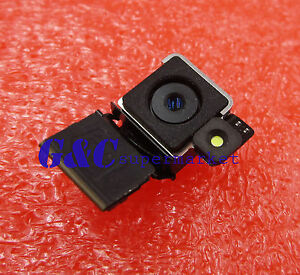 OEM-iPhone-4S-Back-Rear-8MP-Camera-Module-Replacement-With-Flash-Flex-Cable