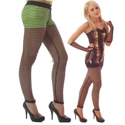 Leggings neri ANANAS TROPICALE-Taglia 10 12 14 16-Pantaloni Da Yoga