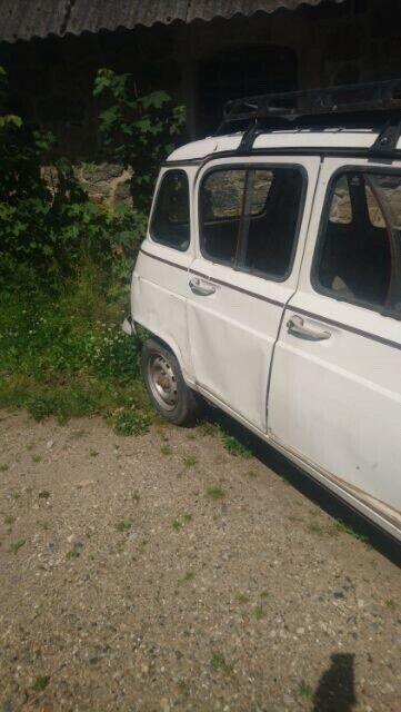 Renault 4, 0,9 TL, Benzin