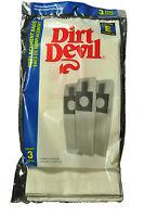 Dirt Devil Broom Vac Vacuum Cleaner Type E Bags