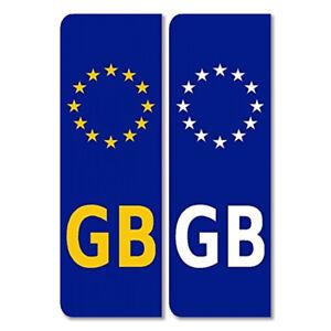 GB-Euro-Plate-Sticker-Pair-Legal-European-Car-Badge-Vinyl-EU