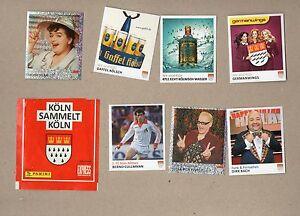 Panini-Koeln-sammelt-Koeln-kpl-Satz-von-2010-und-Album