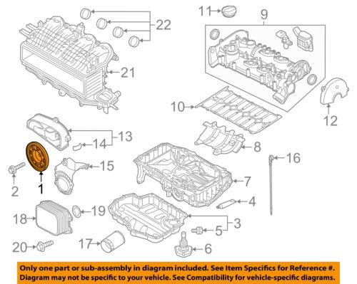 AUDI OEM 16-18 A3 Sportback e-tron-Engine Motor Mount 04E105243K
