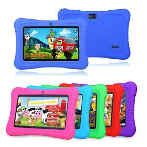 7 16gb google android 4 4 quad core tablet pc for kids. Black Bedroom Furniture Sets. Home Design Ideas