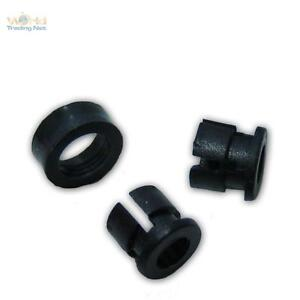 50x-LED-Montageringe-3mm-LEDs-Fassung-Kunststoff-CLIPs