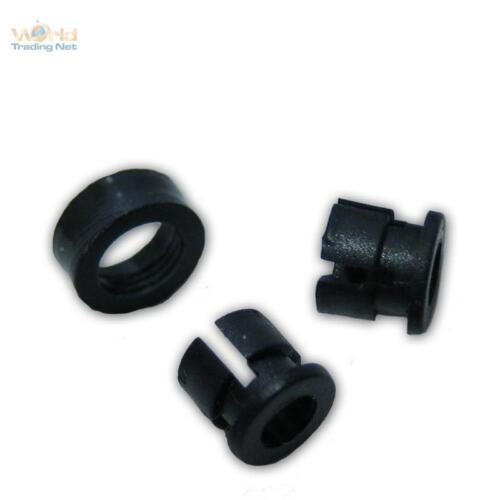 50x LED Anelli montaggio 3mm LED Versione Plastica Clip Supporto Montaggio Versione