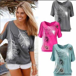 Blouse-O-Neck-Loose-T-Shirt-Elegant-Tops-V-Neck-Fashion-Jumper-Casual-Solid-Top
