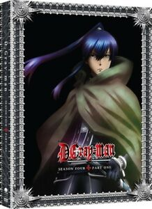 D-Gray-Man-Season-Four-Part-One-3-DISC-SET-DVD-New