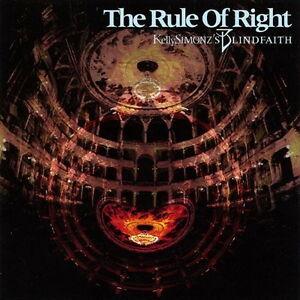 Kelly-Simonz-039-s-Blind-Faith-The-Rule-Of-Right-2CD-Korea-Edition-New-Sealed-CD