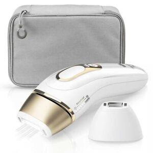Braun Silk-Expert Pro 5 pl5117 IPL-capelli distanza dispositivo BIANCO/ORO capelli Rimuovi