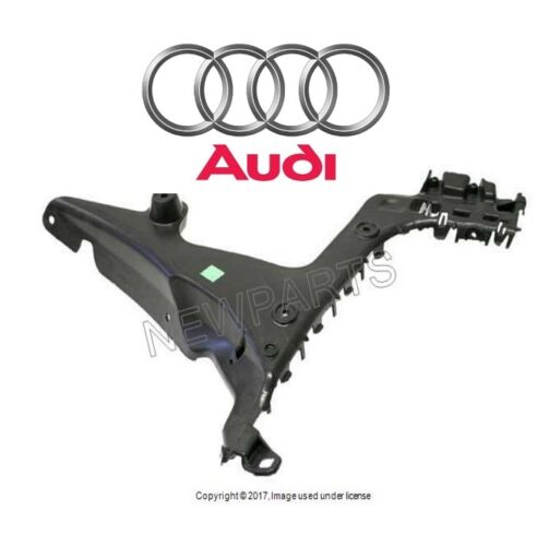 For Audi A3 Quattro Rear Driver Left Outer Bumper Cover Guide Genuine 8P4807377B