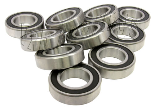 Bike Hub Cartridge Bearings 10 Bearing Intense M3 Front