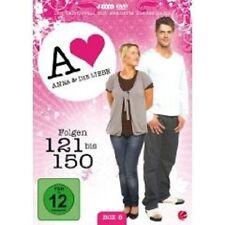 """ANNA UND DIE LIEBE """"FOLGEN 121-150"""" 4 DVD BOX NEU"""