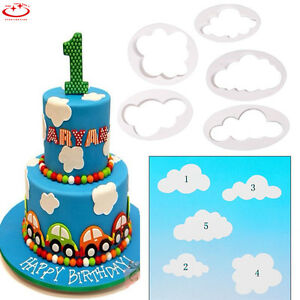 5pcs-Clouds-Cake-Baking-Tools-Fondant-Biscuit-Cutter-Decorating-Cookie-Mould