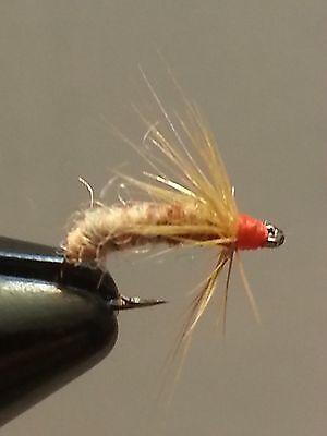 size 14 6 pcs Soft Hackle Sow Bug
