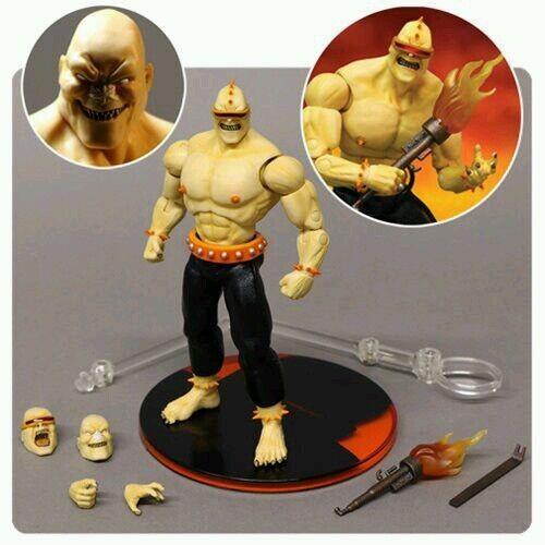 Batman Mutante Capo 1 12 Scala Action Figure Mezco Toyz