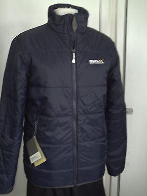 Abile Regatta Great Outdoors Jacket-petto Piccolo (36-38) - Nuovo Con Etichetta-navy-mostra Il Titolo Originale In Molti Stili
