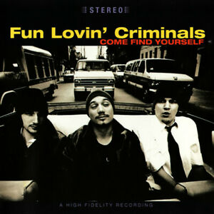 Fun-Lovin-039-Criminals-Come-Find-Yourself-CD-Chrysalis-1996-USED