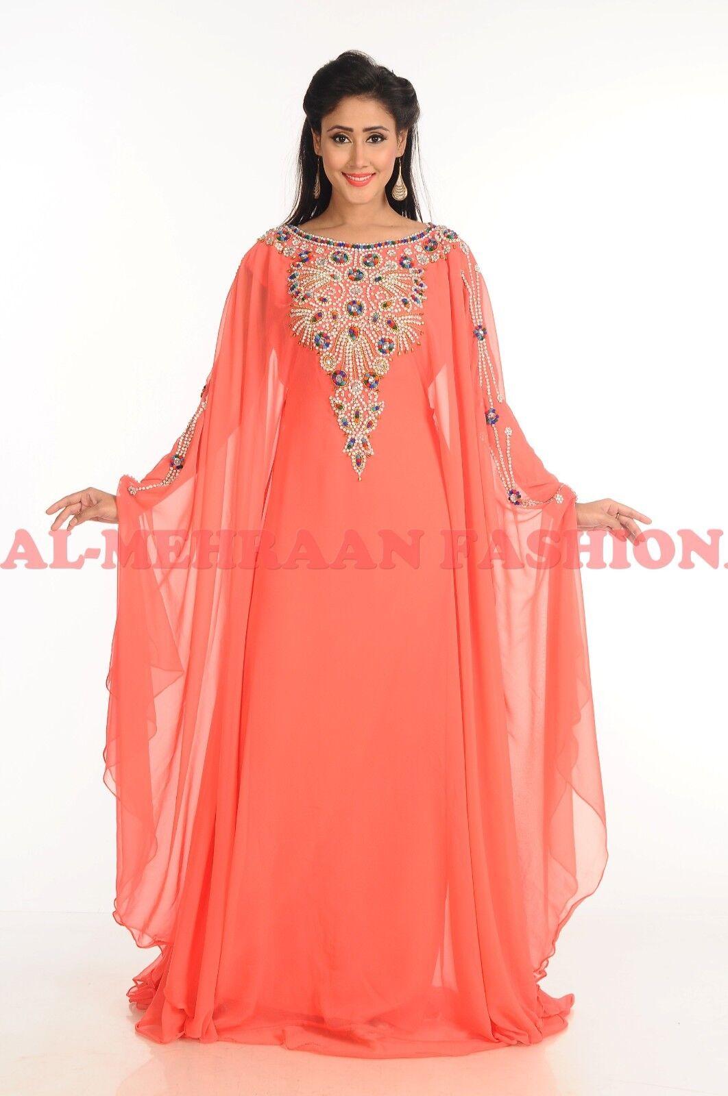DUBAI DUBAI DUBAI MODERN BRIDAL KAFTAN DRESS BY AL MEHRAAN FASHION WEDDING GOWN DRESS 188 fac5b0