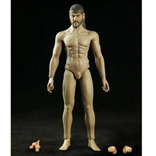 True Type style figurine 1:6 (12