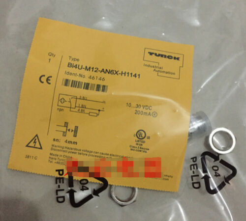 FST Bi4U-M12-AN6X-H1141 1PC nuevo Turck Sensor Inductivo Envío Gratis