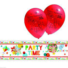 Official In The Night Garden Banner and Balloons set